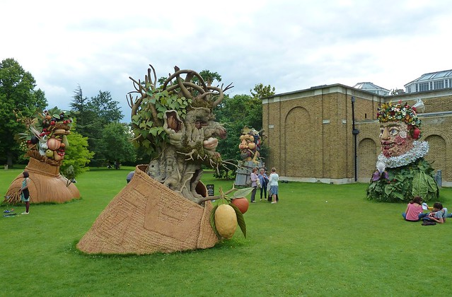 The Four Seasons by Philip Haas at the Dulwich Picture Gallery