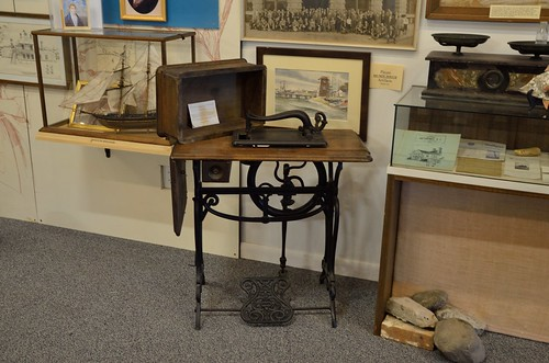 Sewing Machine from between 1863 - 1888