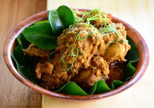 Rendang Ayam Che Mat Gebu