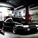 Mark's Volkswagen Corrado. by patmccuephotography