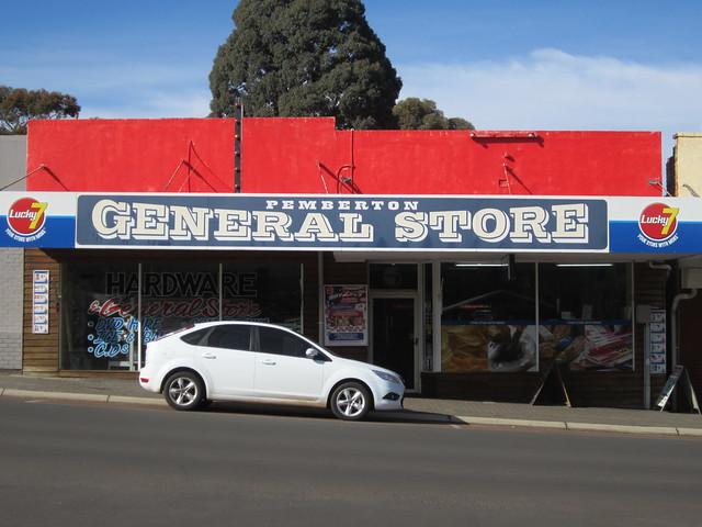 Pemberton General Store