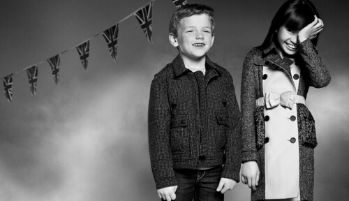 Burberry Childrens New Season AW12