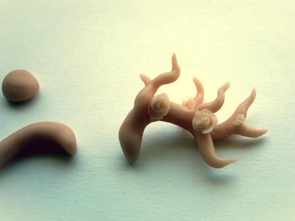 Antlers (pre-baking)
