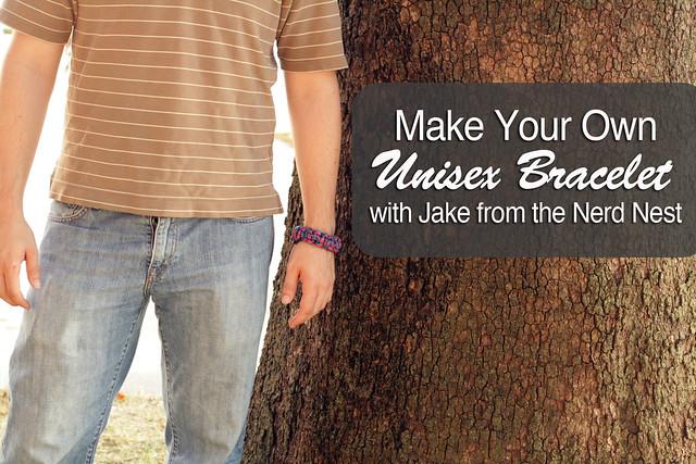 Unisex Bracelet Tutorial