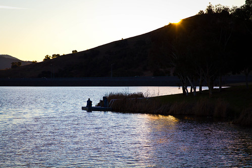 Lake Tuggeranong Sunset