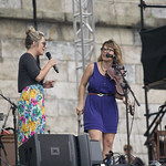 Newport Folk Fest 2012: Sara Watkins and Friends