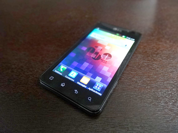 LG Optimus 3D Max Review — QiiBO