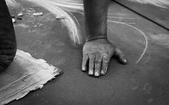 La main du travailleur