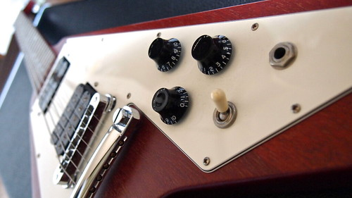 Gibson Flying V Cherry