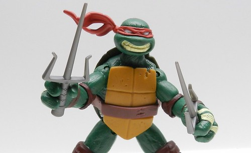 Teenage Mutant Ninja Turtles Nickelodeon Raphael