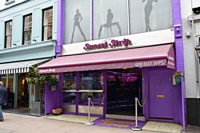 DSC_2828 London West End Soho Sunset Strip Striptease Cabaret Show 30 Dean Street