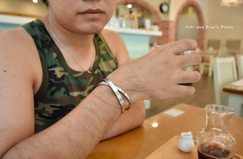 IDEA ROCK情侶手鍊戒指項鍊手環銀飾10