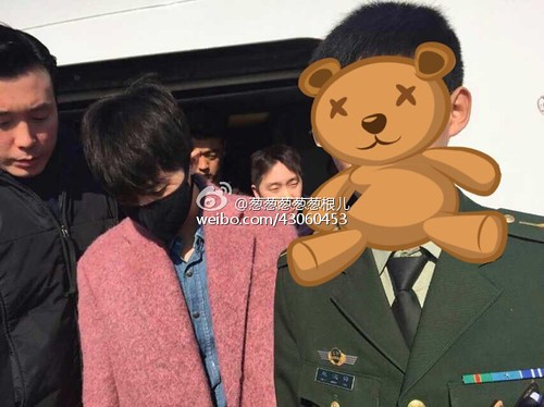 Big Bang - Harbin Airport - 21mar2015 - 葱葱葱葱葱根儿 - 01