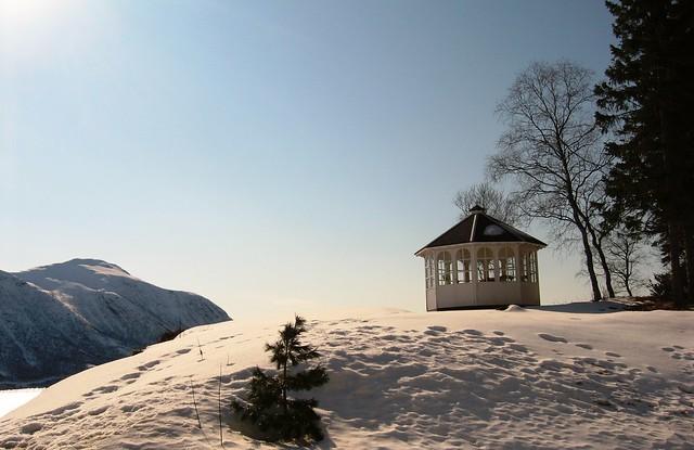 Lihallen kulturgård, Sigerfjord, Arctic Norway