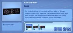 Custom Rims