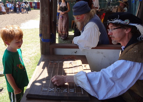 Henry Learns About the Counting Board