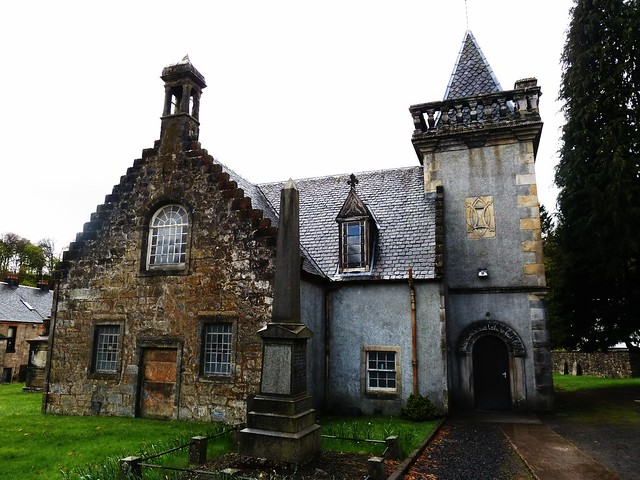 Old Kilbarchan West Church, Kilbarchan