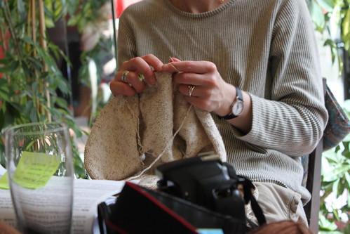 Encontro de Abril das Tricotadeiras do PORTO