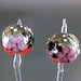 Earring pair : Coral Night