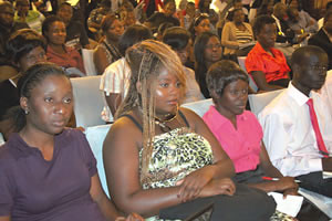 Young journalists in the Republic of Zimbabwe participate in World Press Freedom Day. Media has undergone tremendous changes in recent years. by Pan-African News Wire File Photos