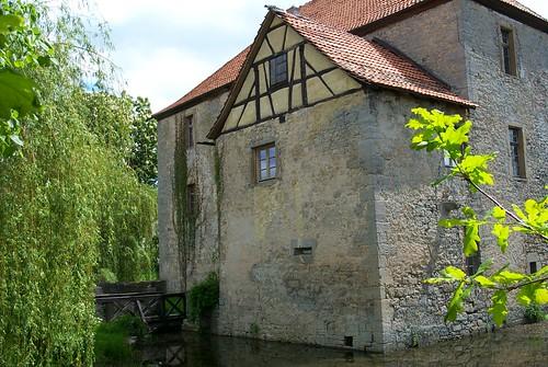Wasserburg Schwickershausen2