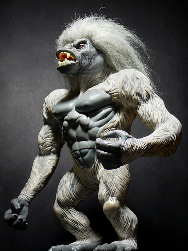 The Yeti (Playmates Toys)