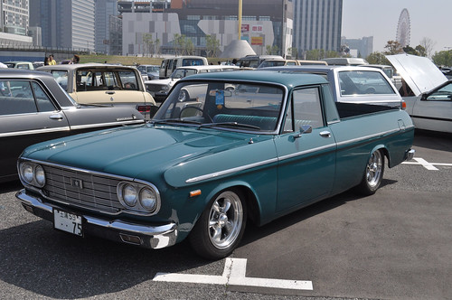 1962-1967 TOYOTA CROWN Pick Up