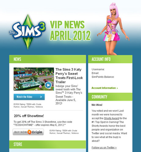 April VIP Newsletter