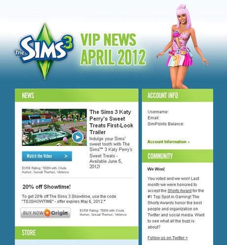 April VIP Newsletter