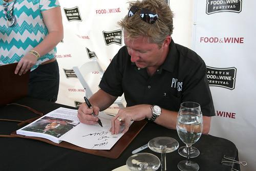 Tim Love Book Signing
