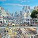 Daikanyama rail, Tokyo by kimberly_abruzzo