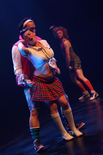 Airnadette: Scotch Brit
