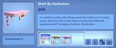 Shelf By Konfection
