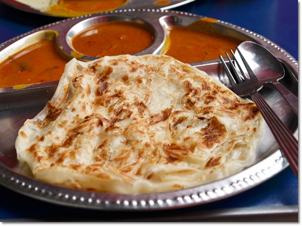 Roti Canai @ Devi's Corner