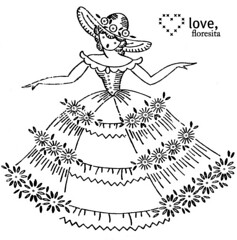 crinoline lady #3