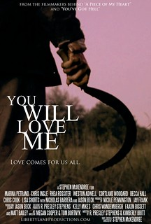 You Will Love Me movie poster (sickle)