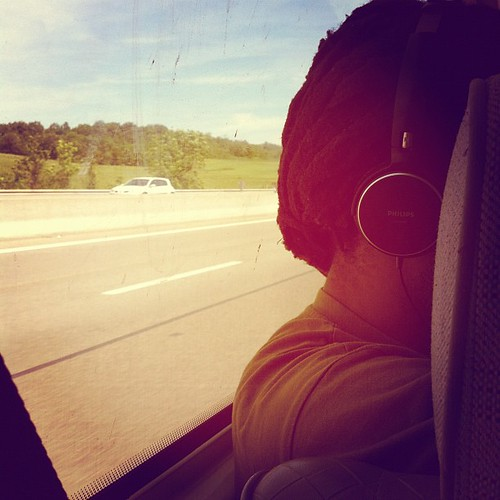 Headphones on the road#4dlseurotour