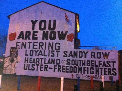 Loyalist Art in Belfast