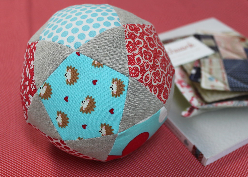 EPP Patchwork Ball