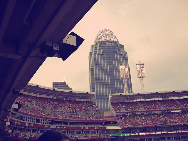 Reds vs Tigers