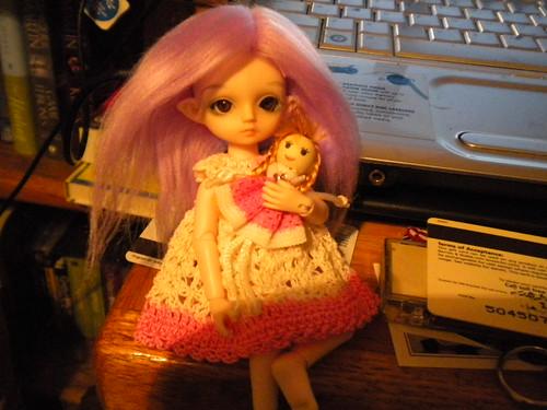 Posy and Dolly