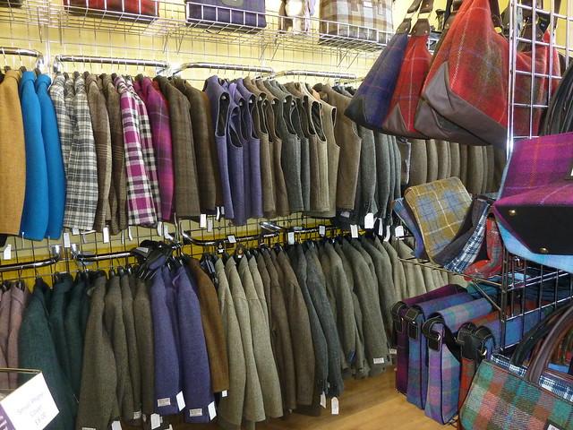 Harris Tweed Products, Harris