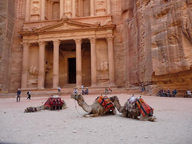 The Treasury. Petra Jordan.