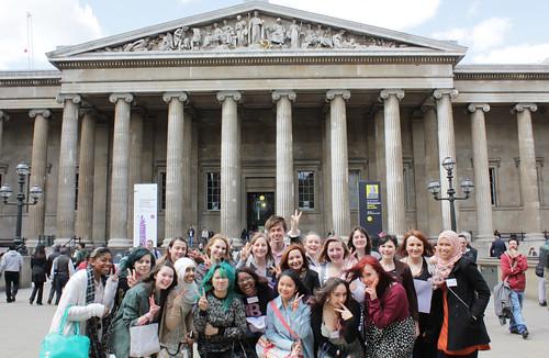 KA week 11 at the British Museum
