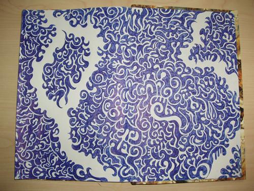 ArtJournaling Biro Doodles 2