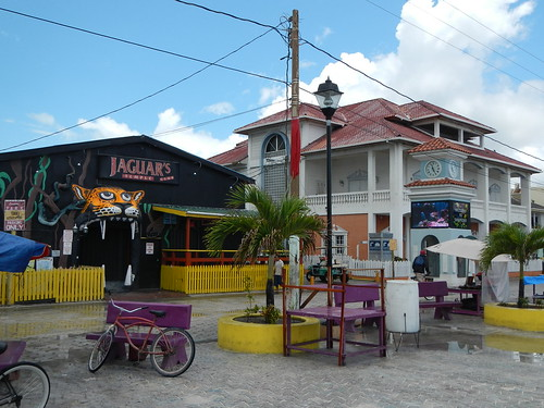 Jaguar nightclub in San Pedro
