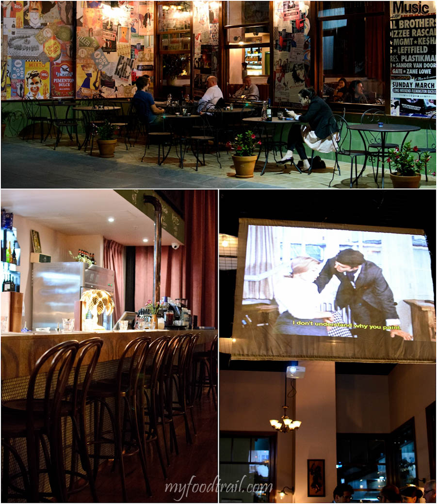 South Wharf - Bohemian - Inside