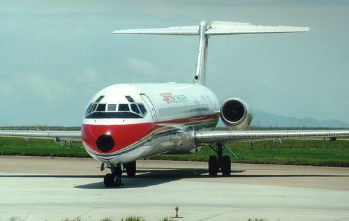 MD82 - McDonnell Douglas MD-82