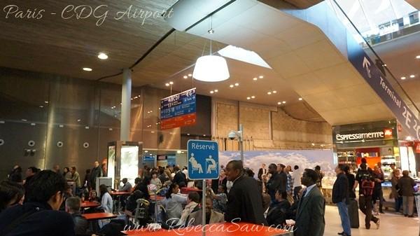 Paris - CDG Airport  (35)
