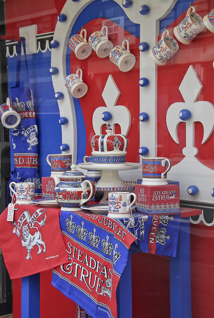 Emma Bridgewater shop window